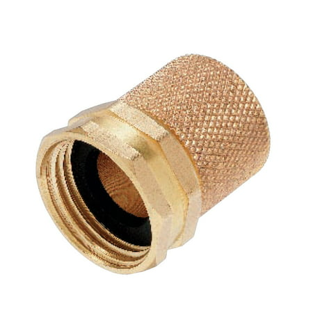 Brass Water Hose - Orbit Ultimate Brass Female 5/8