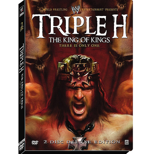WWE: Triple H - King Of Kings