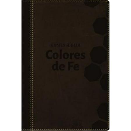Santa Biblia Rvr77 - Colores de Fe : Promesas y Consejos de Dios Para Una Vida Victoriosa](De Unas De Halloween)