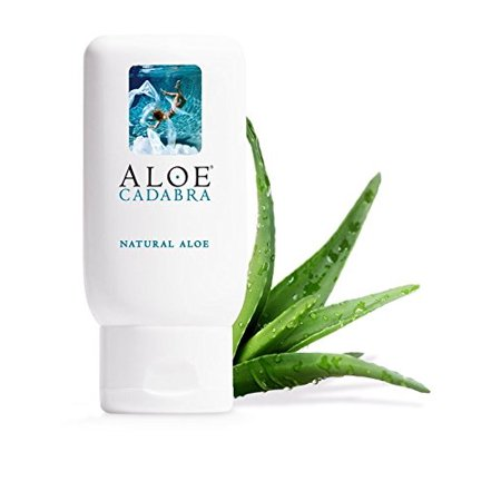 Organic Natural Personal Lube, Best Edible Lubricant for Sex with Aloe Vera Gel, Unscented, 2.5 Ounce, 100% NATURAL PH BALANCED: Great for Sensitive Skin! # 1.., By Aloe (Best Ar 15 Lube)