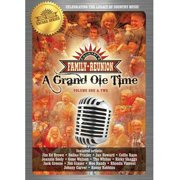 Country's Family Reunion: A Grand Ole Time Volumes 1-2 (Music DVD) by