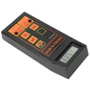 Mgaxyff Portable PH Meter, Water Tester,Portable 3-In-1 PH/mV/Thermometer Water Tester PH Monitor (With PH and Temp Electrodes)
