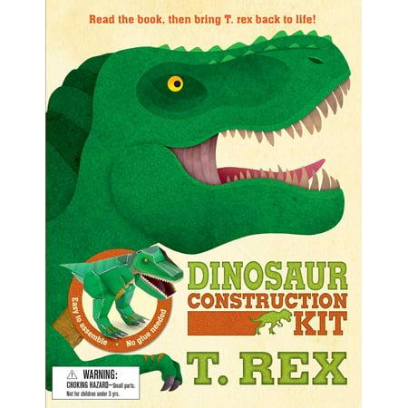 Dinosaur Construction Kit: T.Rex (Language Construction Kit)