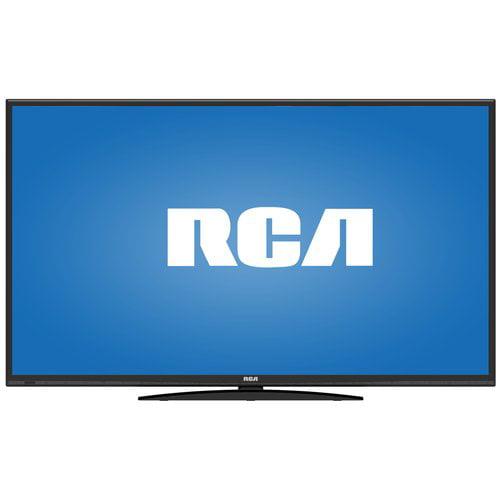 RCA LED55G55R120Q 55.0-inch LED TV - 1080p - 120 Hz - 5000:1 - 290 cd/m2 - 4 ms - HDMI, USB - Piano Black