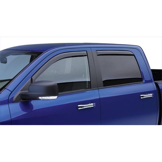 EGR 572751 Slimline In-Channel Window Visors
