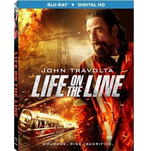 Life On The Line (Blu-ray) (With INSTAWATCH) (Widescreen) LGEBR51661