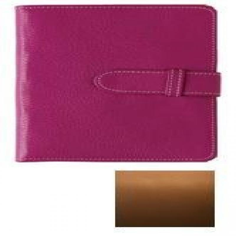 Tan Smooth Leather Brag Book By Raika 4x6 Walmartcom
