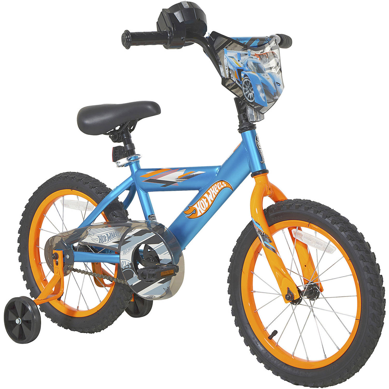 "Dynacraft 16"" Boys' Hot Wheels Bike"