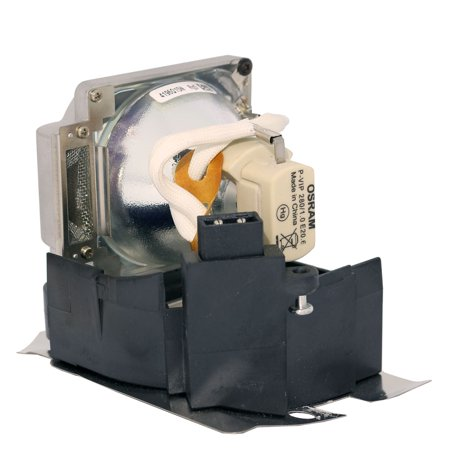Original Osram Projector Lamp Replacement with Housing for Mitsubishi XD500ST - image 2 de 5
