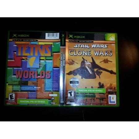 Star Wars Clone Wars / Tetris Worlds Combo Pack [Game] ()