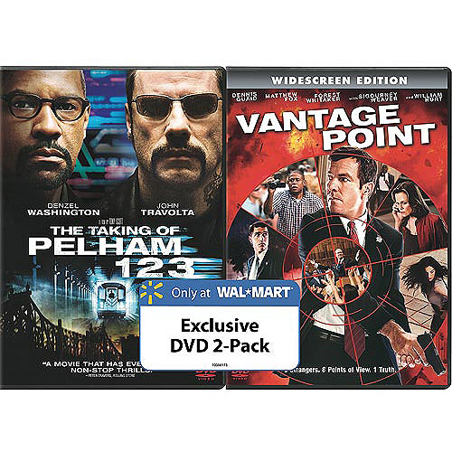 The Taking Of Pelham 1 2 3 / Vantage Point (2-Pack) (Exclusive) (Anamorphic Widescreen)