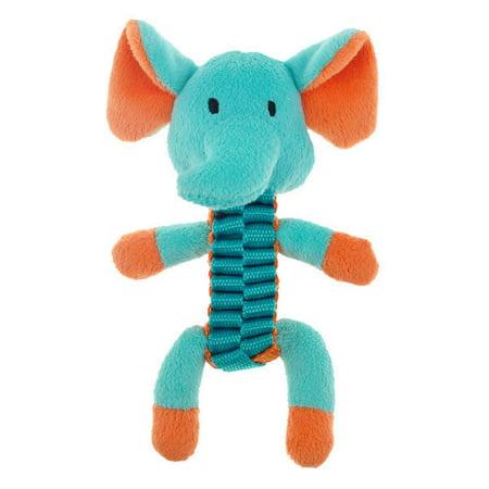 Dog Chew Toys Ballistic Twist Safari Pals Squeaker 7