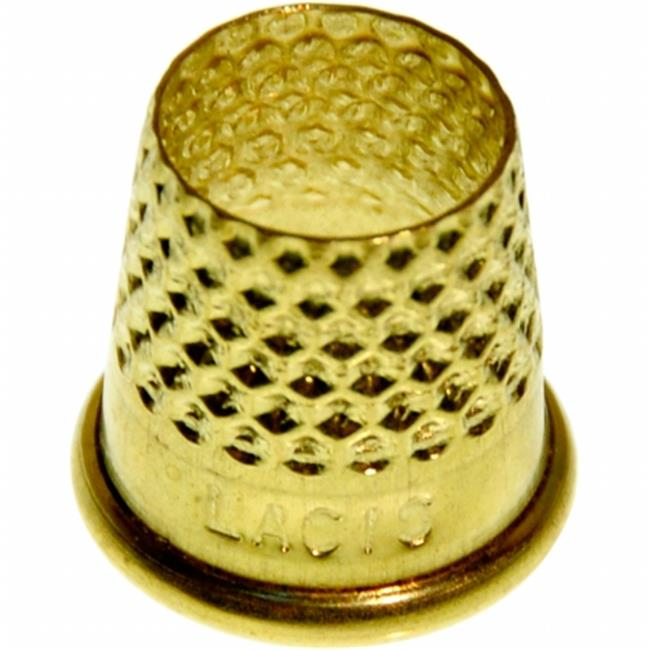 Open Top Tailors Thimble, Size 18 mm.