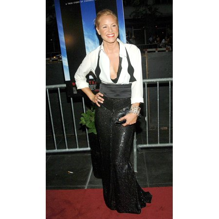 Maria Bello At Arrivals For Premiere World Trade Center Ziegfeld Theater New York Ny August 03 2006 Photo By Brad BarketEverett Collection