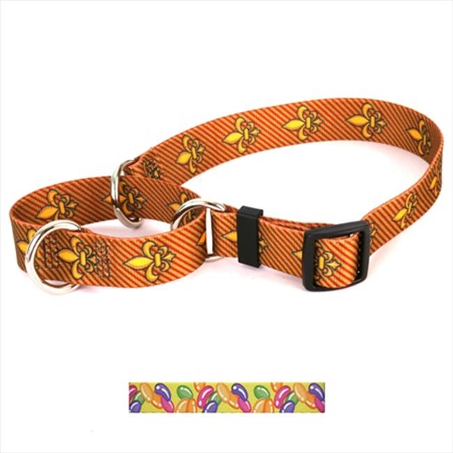 Yellow Dog Design M-JB100XS Jelly Beans Martingale Collar - Extra Small