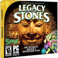 Legacy Of The Stones (PC CD), 5 Pack