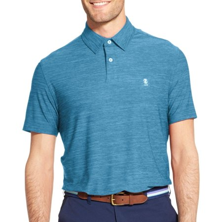 IZOD Golf Mens Title Holder Polo Shirt ()