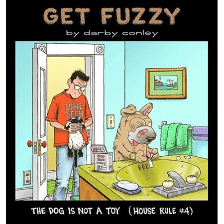 Fuzzy Love Dog (Get Fuzzy Collection: The Dog Is Not a Toy)