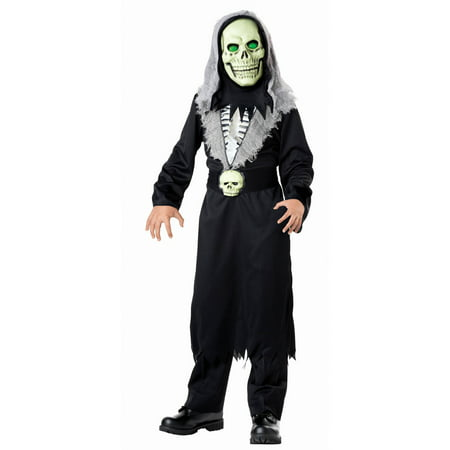 Light-Up Reaper Child Halloween Costume (Halloween Shoes)