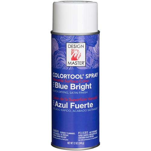 Colortool Spray Paint 12oz-Blue Bright