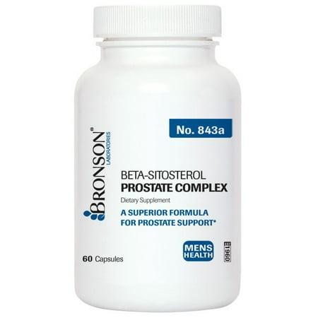 Bronson Beta Sitosterol Prostate Complex  60