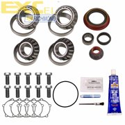 EXCEL from Richmond XL-1015-1 Full Differential Bearing Kit