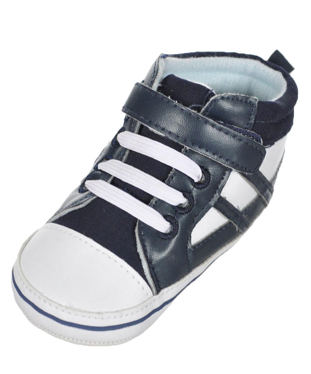 """Baby Boys' """"Pasho"""" Hi-Top Sneaker Booties"""