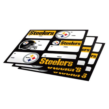 Pittsburgh Steelers Gift Stickers