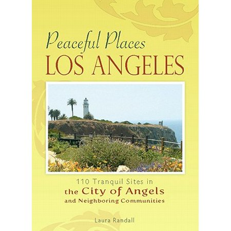 Peaceful Places: Los Angeles - eBook