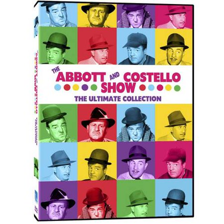 The Abbott and Costello Show: The Ultimate Collection (Full Screen)