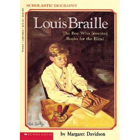 Braille Sticker (Louis Braille: The Boy Who Invented Books for the Blind )