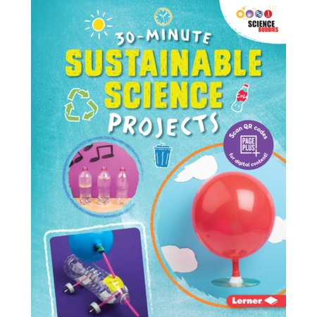 30 Minute Halloween Crafts (30-Minute Sustainable Science Projects -)