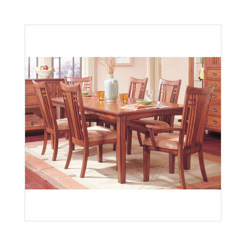 Bundle 36 Standard Furniture Mission Hills 7 Piece Leg