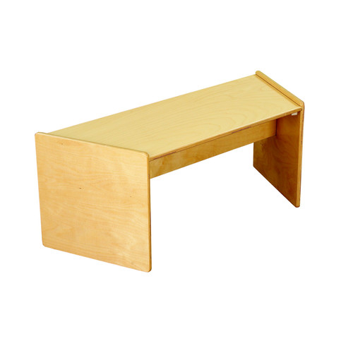 Childcraft Circle Time Bench by Childcraft
