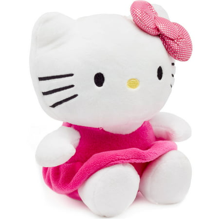 Hello Kitty Plush Figural Piggy Bank