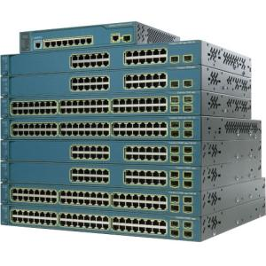 Cisco-IMSourcing Catalyst 3560V2-48PS Layer 3 Switch - 48...