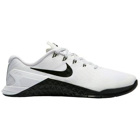 Nike Women's Metcon 3 Training Shoes - White/Black - 6.0