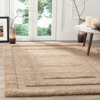 Safavieh Florida Mason Bordered Shag Area Rug or Runner