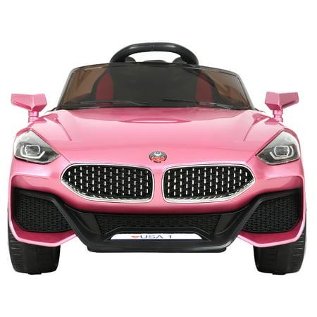 Kid Cars For Sale (12V Kids Ride on Car for Girl Parental Remote)