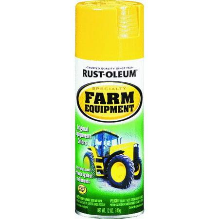 rust oleum farm equipment tractor implement spray paint. Black Bedroom Furniture Sets. Home Design Ideas