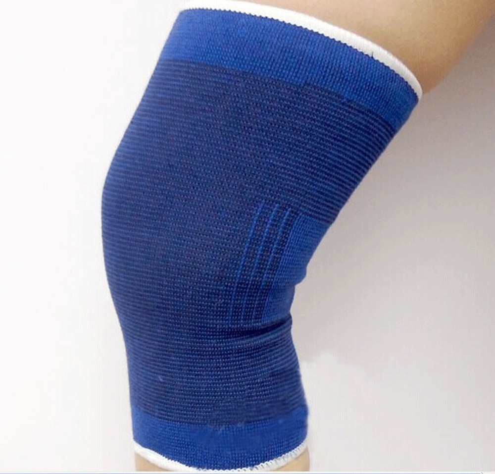 Knee Support Breathable Stretch Knit Fabric for Right or Left knees (PF-V8456)