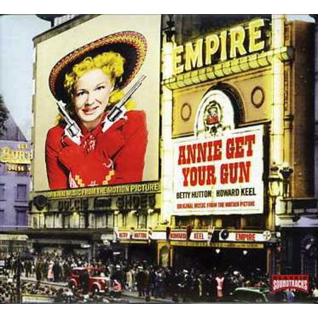 Annie Get Your Gun / O.S.T. (CD) ()