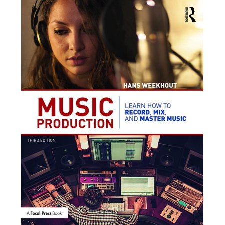 Music Production : Learn How to Record, Mix, and Master