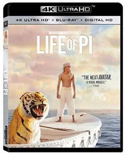 Life of Pi (4K Ultra HD)