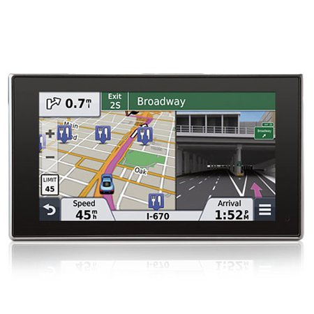 Refurbished Garmin Nuvi3597LMTHD 5; GPS with Lifetime Maps & HD Traffic Updates