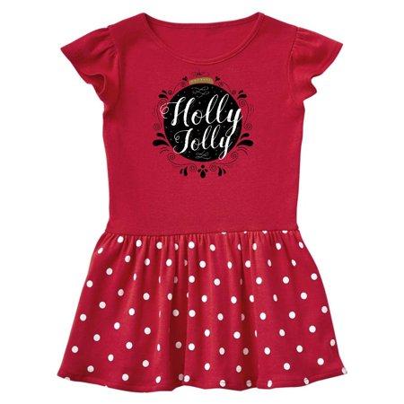 holly jolly Infant Dress](Holly Golightly Dress)