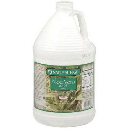 Aloe vera juice gallon