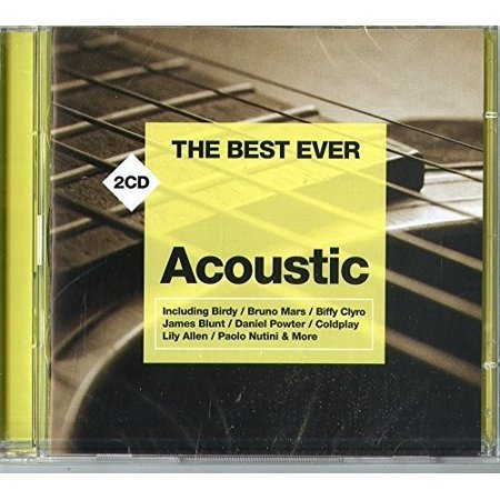 Best Ever: Acoustic / Various (CD)