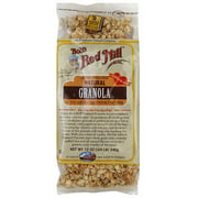 Bob's Red Mill All Natural Whole Grain Granola, 12 oz (Pack of 4)