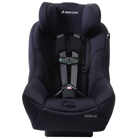 Maxi Cosi Vello 65 Baby Infant To Toddler Easy Clean Convertible Car Seat Black